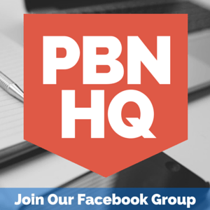 PBN HQ - Facebook Group